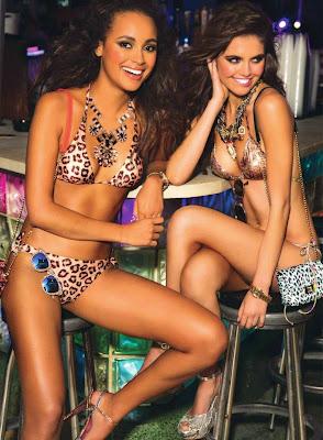 Samantha Basalari, Paula Almeida HQ Pictures Cosmopolitan UK Magazine Photoshoot July 2014