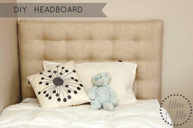 Lilikoi Joy: 15 Favorite DIY Upholstered Headboards {with tutorials!