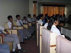 Animation film screening and presentation at NEZCC