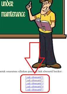 gambar link GTK alternatif aktif lancar