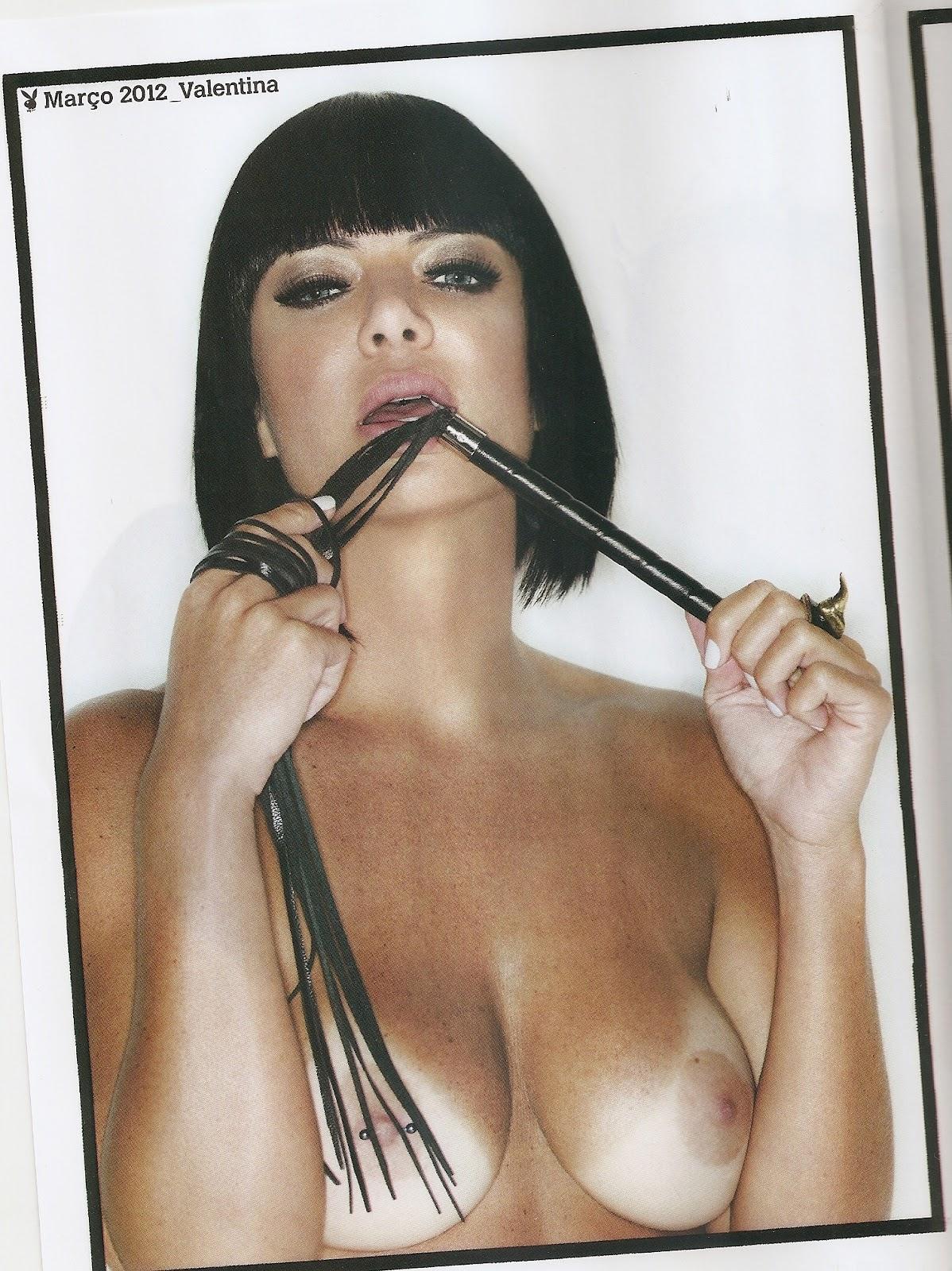 Valentina Francavilla Peladinha Na Playboy De Mar O Veja As Fotos