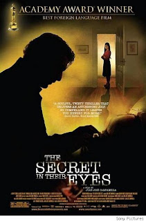 The Secret in their Eyes - Poster