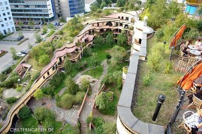 Forest Spiral Hundertwasser Building