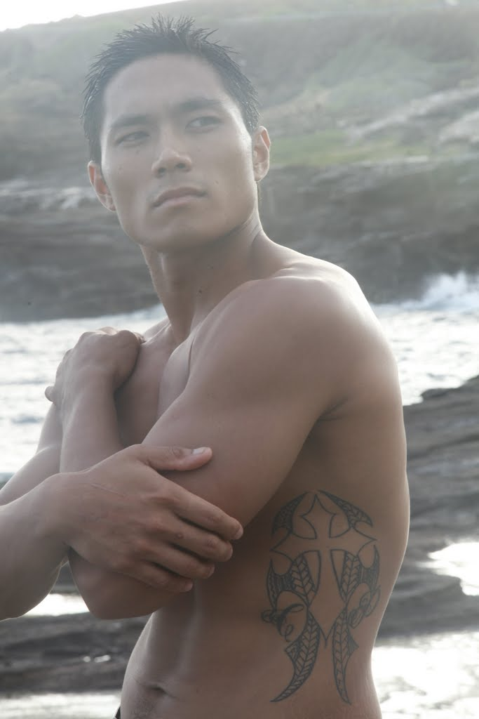 Hot pacific islander men