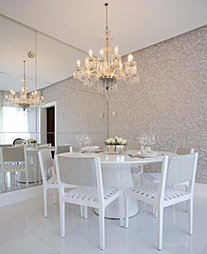 papel de parede decoracao de interiores:Mirian Decor: Espelhos – Ampliando