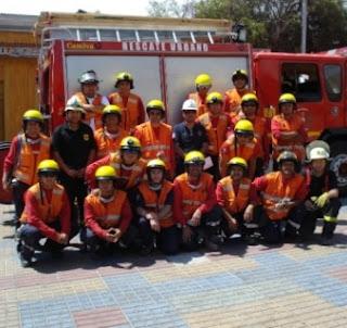 Oposiciones bomberos. Funcionarios Ayuntamiento Palencia