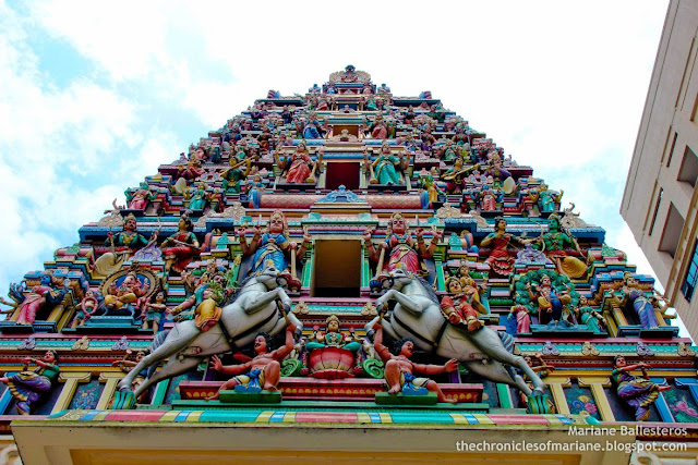 Sri Mahamariamman Temple malaysia