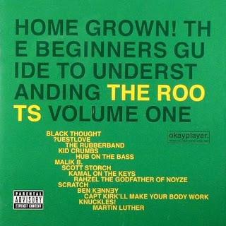 Homegrown Vol 1
