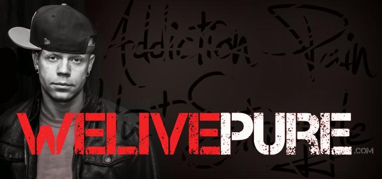 We Live Pure. com