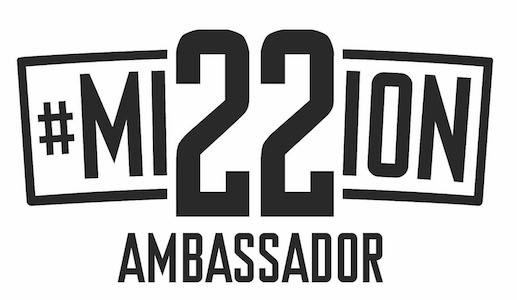 Mission 22 Ambassador