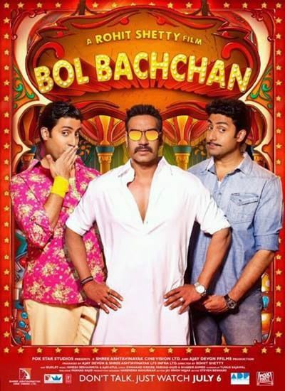 Baixar Filme Bol Bachchan O Musical AVI Dublado BDRip Download via Torrent