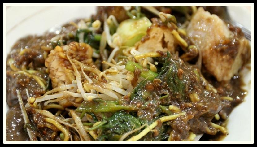 Rujak Cingur Makanan Tradisional Dari Surabaya Jawa Timur