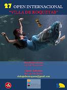 XXVII OPEN INTERNACIONAL VILLA DE ROQUETAS
