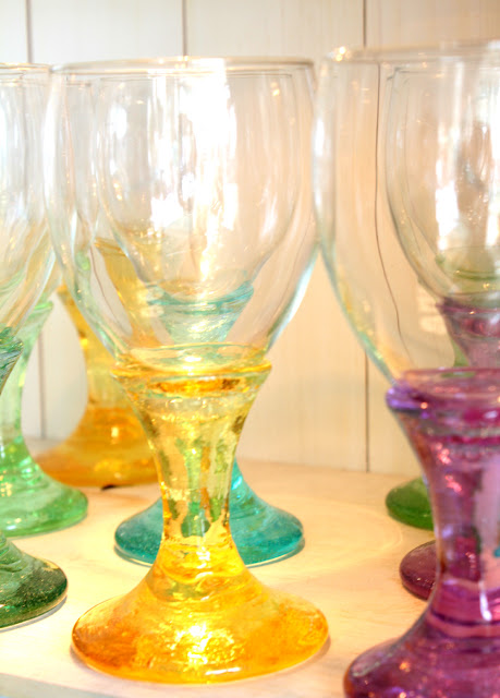 colorful glasses - B. On Main
