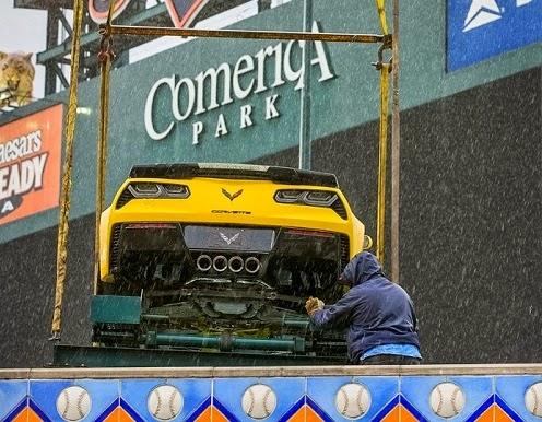 Chevy Gets Ready For Baseball Season