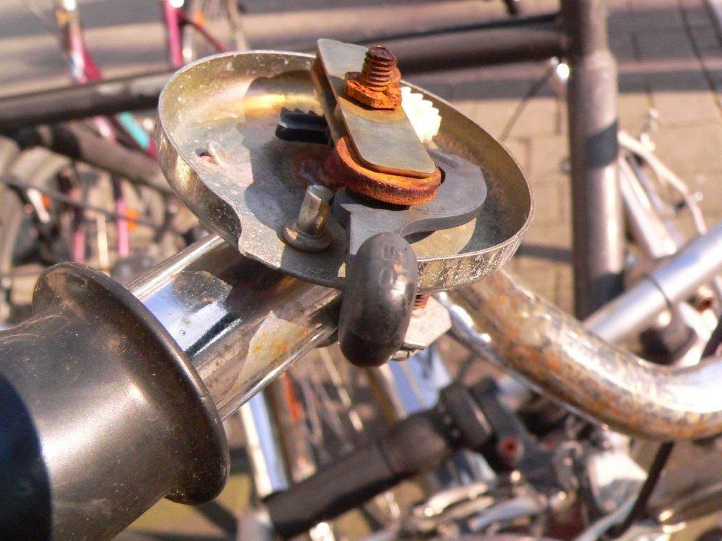 Fahrrad Köln Blogparade Rad radeln fietsen Klingel kaputt