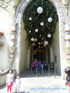 Efteling theme park, Enchanted Forest Ride, Efteling Rides