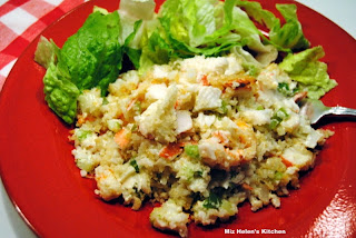 Seafood Casserole  from Miz Helen's Country Cottage