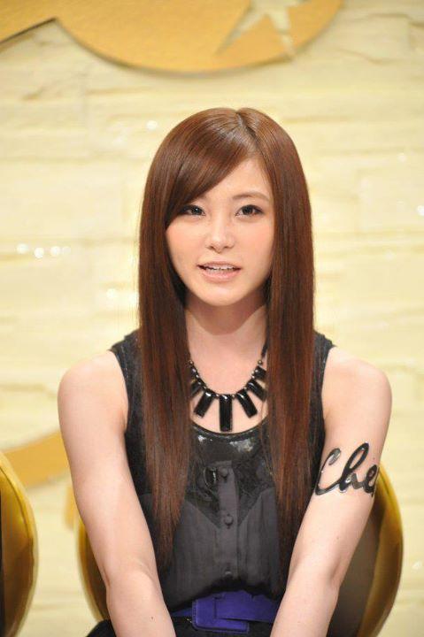Rina Suzuki Love Survive Interview Photo