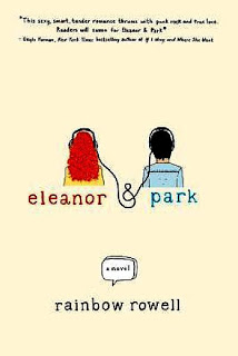 Eleanor & Park, Rainbow Rowell, relationships, romance