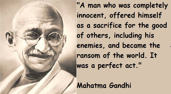 Activating Thoughts Picture Quotes By Mahatma Gandhi