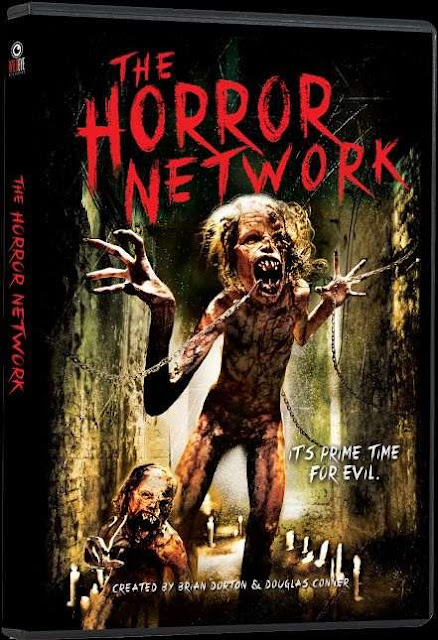 The Horror Network DVD Cover