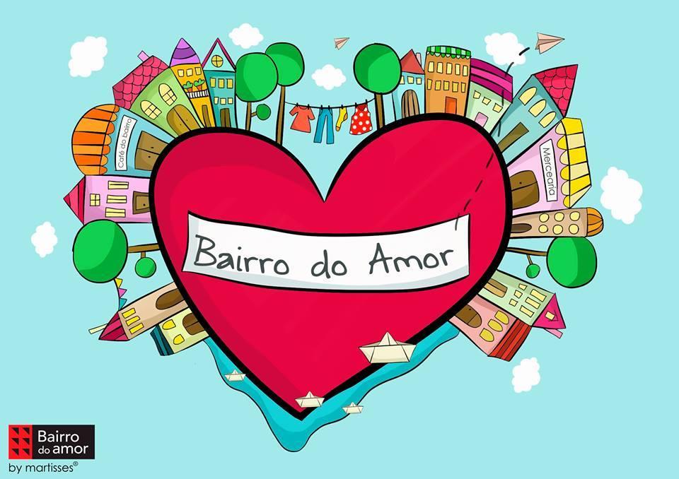 O BAIRRO DO AMOR