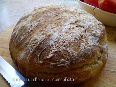 pane con lievito madre...