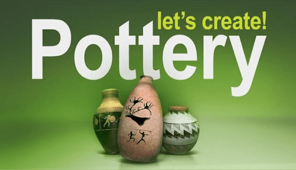 Screenshot Let's Create! Pottery