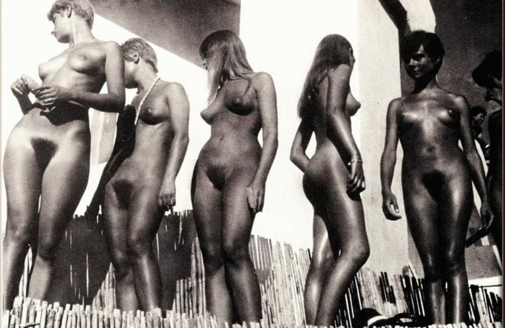 Sexuality, 1960 nudist pageants examples