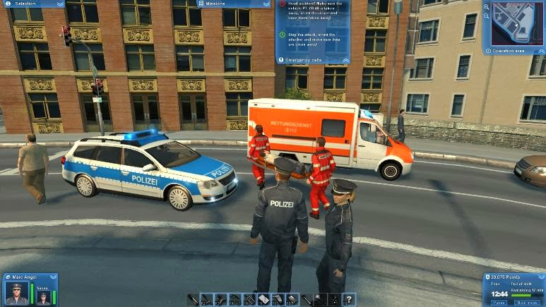 police games online free