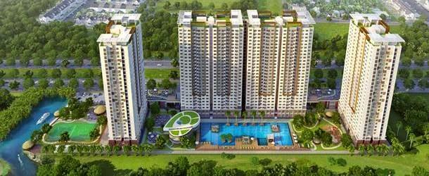 Tổng thể căn hộ Park Residence