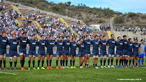 Plantel de Los Pumas para el debut en Sudáfrica
