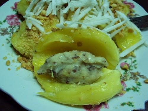 Jackfruit Dumplings (Banh Bao Mit)