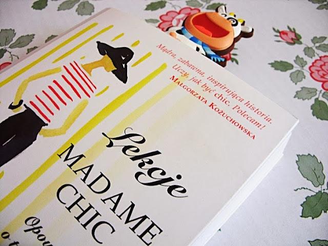 """""""Lekcje Madame Chic"""" Jennifer L. Scott"""