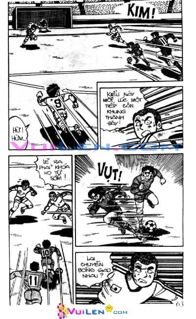 Jindodinho - Đường Dẫn Đến Khung Thành III  Tập 16 page 63 Congtruyen24h