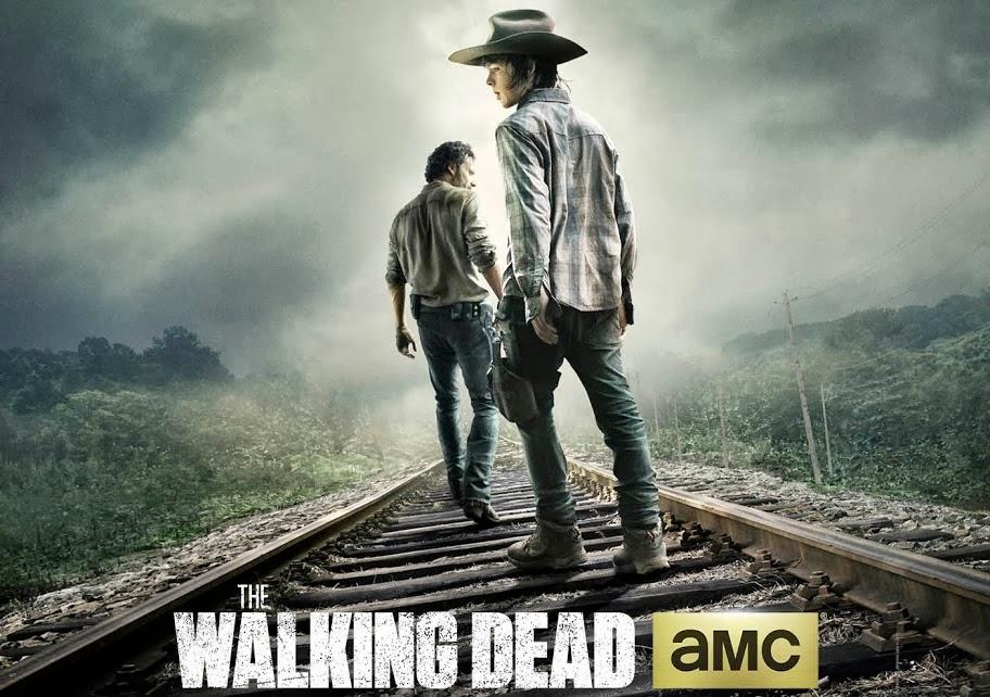 The Walking Dead - Season 4 poster