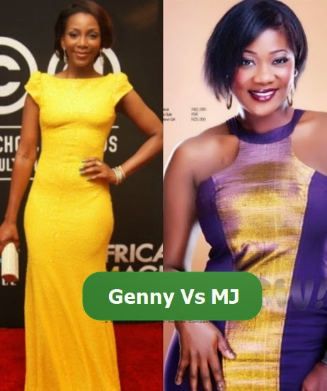 mercy johnson genevieve nnaji
