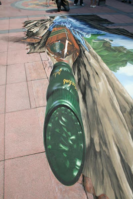3d street artist - pavement amazing pictures