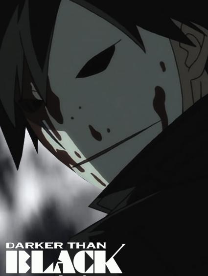 Anime Darker-than-black