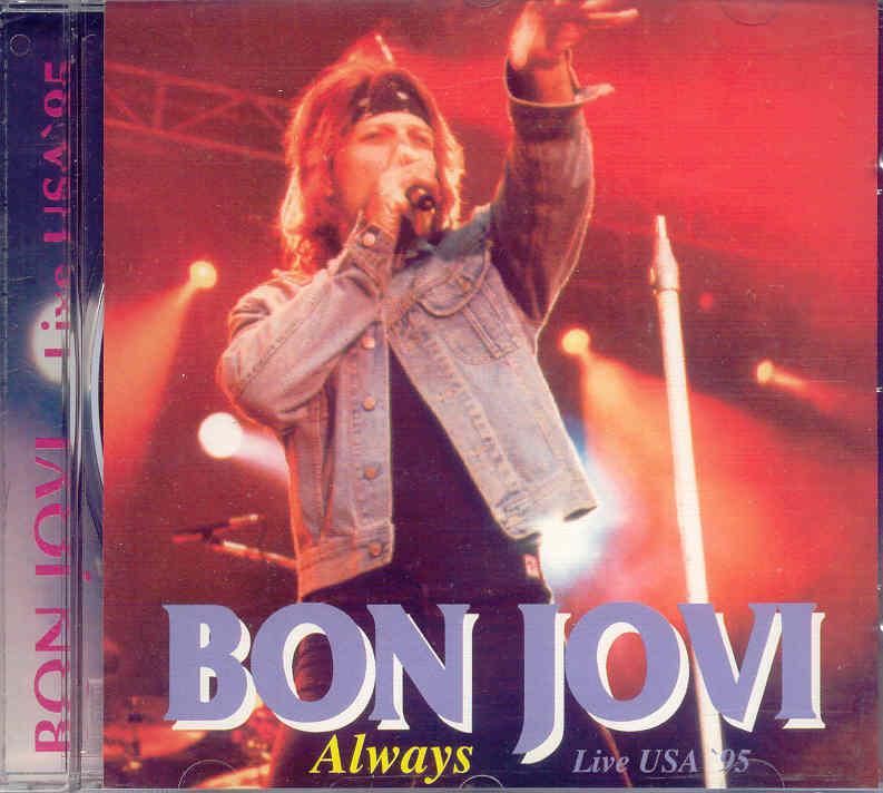 Bon Jovi Live USA
