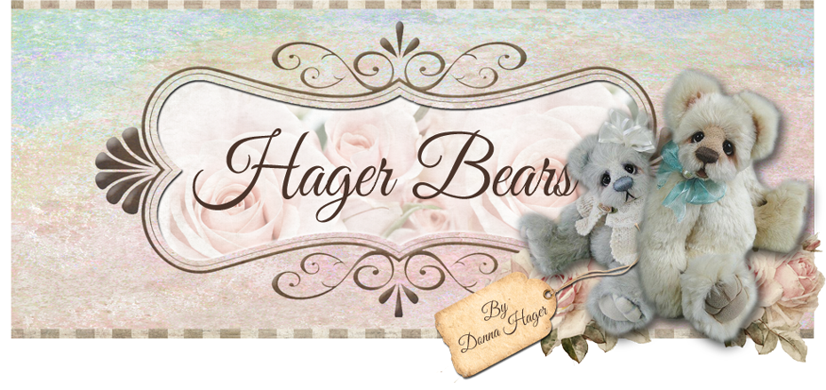 Hager Bears by Donna Hager