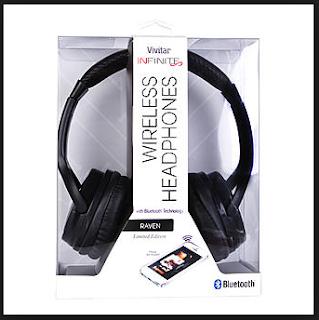 Vivitar Infinite BH bluetooth headphones