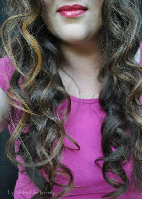 Babyliss Curl Secret On Short Hair Babyliss Curl Hair