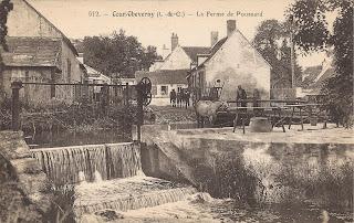 Ferme de Poussard - Coru-Cheverny
