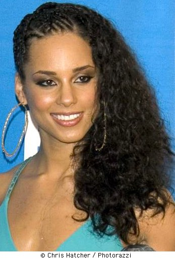 Alicia Keys HairStyles women