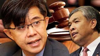 Tuduhan liar, Tian Chua ancam saman Zahid