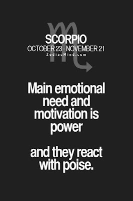 scorpio zodiac mind quotes personality traits