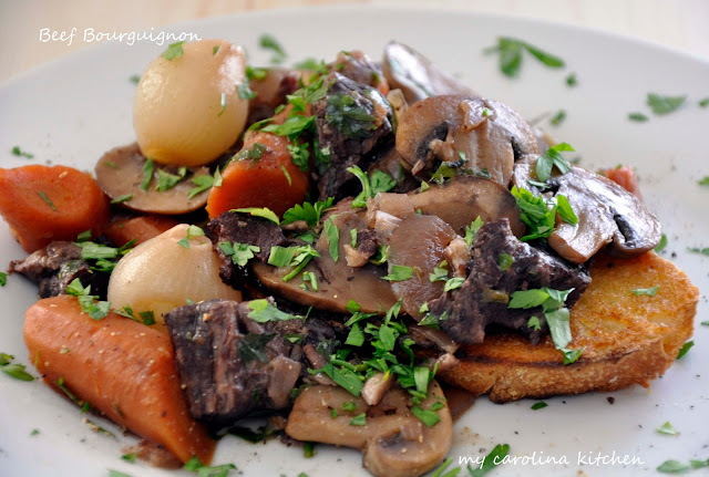 What To Serve With Ina S Beef Bourguinon Archive Cookinglight