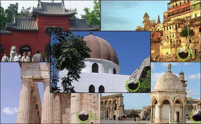 7 Kotang Tertua yang paling Bersejarah di Dunia
